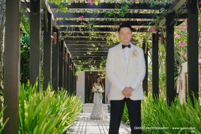 The Wedding Marcus & Sara by THE UNGASAN CLIFFTOP RESORT BALI - 003