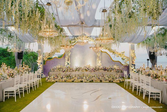 The Wedding Marcus & Sara by THE UNGASAN CLIFFTOP RESORT BALI - 006