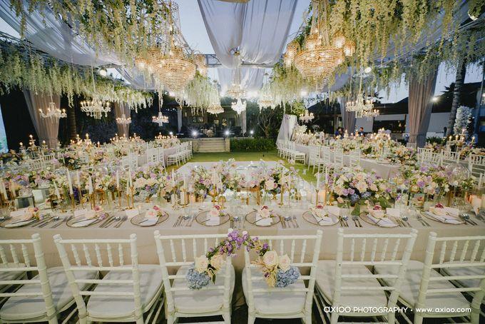 The Wedding Marcus & Sara by THE UNGASAN CLIFFTOP RESORT BALI - 007