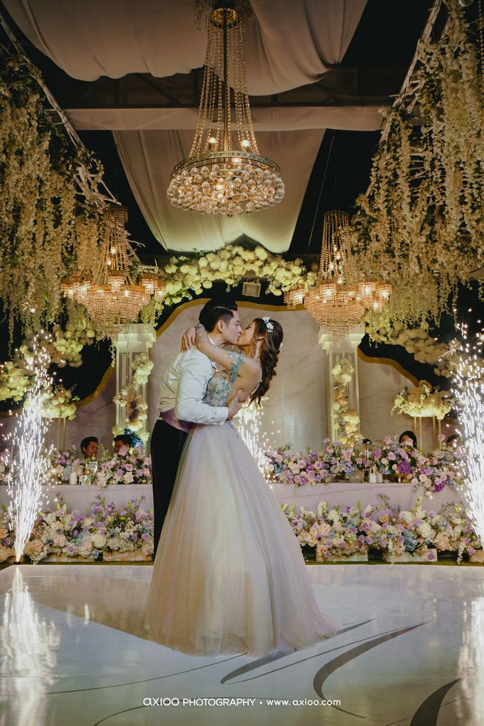 The Wedding Marcus & Sara by THE UNGASAN CLIFFTOP RESORT BALI - 008
