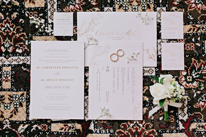 Wedding - Christian & Melly by State Photography - 001
