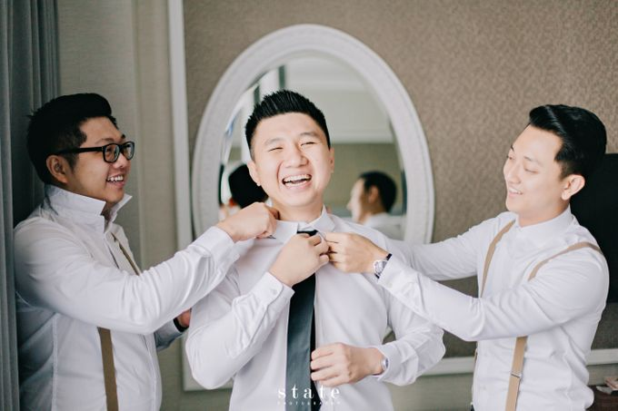 Wedding - Christian & Melly by State Photography - 013