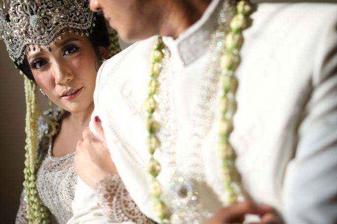 Dana & Brena Wedding by Akuwedding - 012