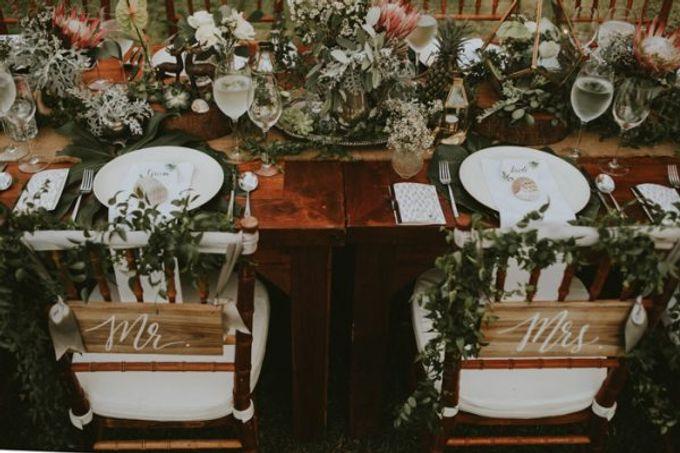 Alila Villas Uluwatu - Wedding of Kee Eun and Min by Alila Hotels and Resorts (Bali) - 021