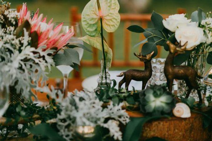 Alila Villas Uluwatu - Wedding of Kee Eun and Min by Alila Hotels and Resorts (Bali) - 007