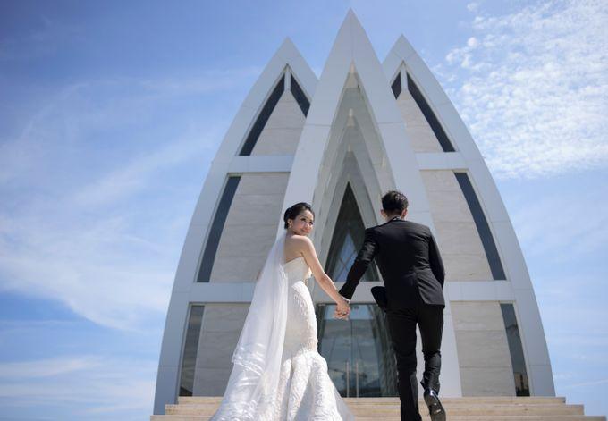 Mike & Cicilia Tanjaya Wedding by Yogie Pratama - 002