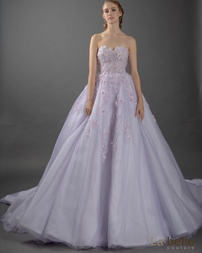 Bridal Gown Collection: Whimsical Wonderland by La Belle Couture Weddings Pte Ltd - 001
