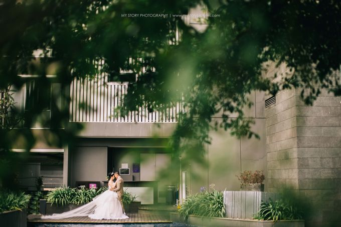 Wedding - Andry Monic by My Story Photography & Video - 007