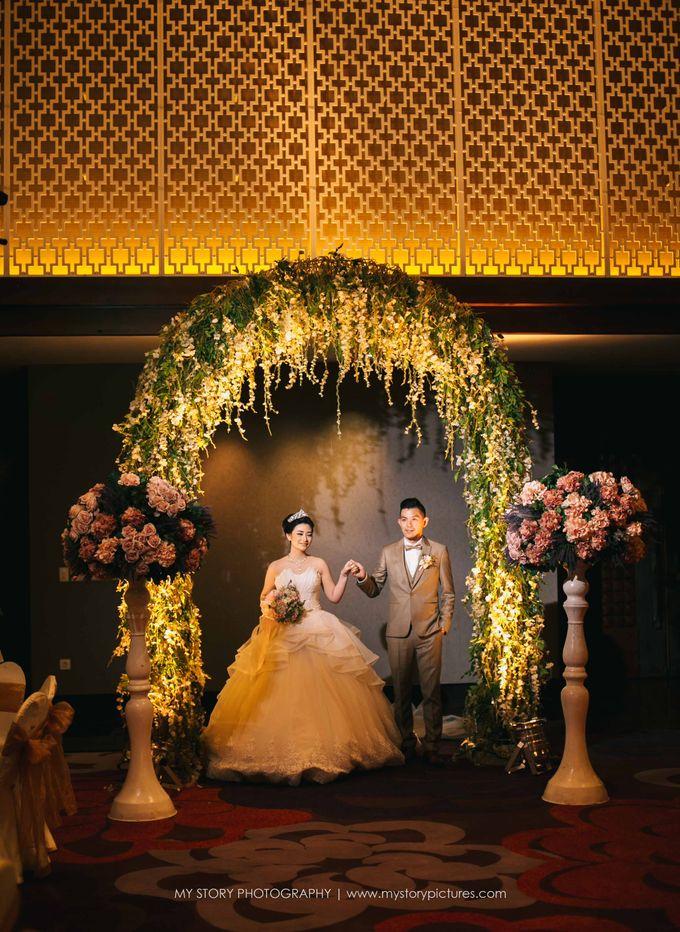 Wedding - Andry Monic by Grand Mercure Bandung Setiabudi - 008
