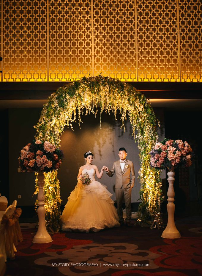 Wedding - Andry Monic by My Story Photography & Video - 008