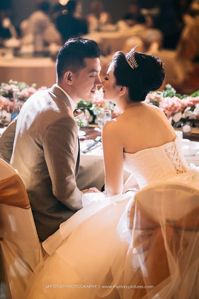 Wedding - Andry Monic by Grand Mercure Bandung Setiabudi - 010