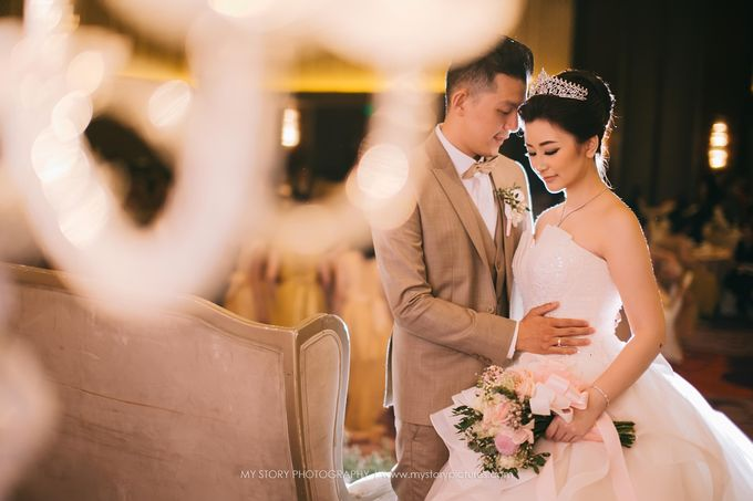 Wedding - Andry Monic by My Story Photography & Video - 011