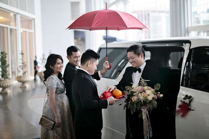 Eric & Cindy Wedding by The Ritz-Carlton Jakarta, Mega Kuningan - 001