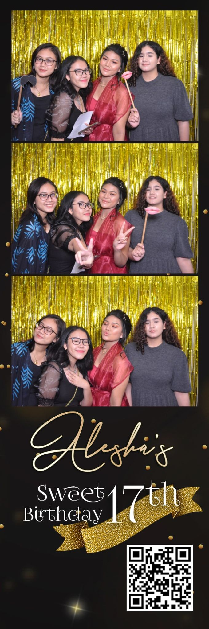SRIPE PHOTOBOOTH by Picto Booth - 009