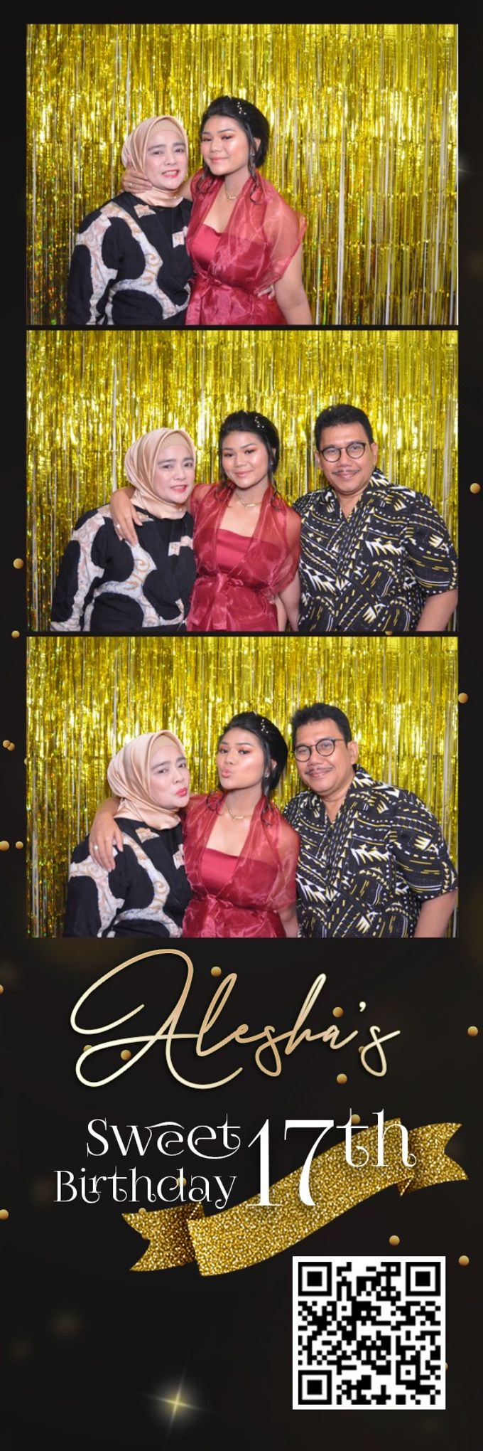SRIPE PHOTOBOOTH by Picto Booth - 012