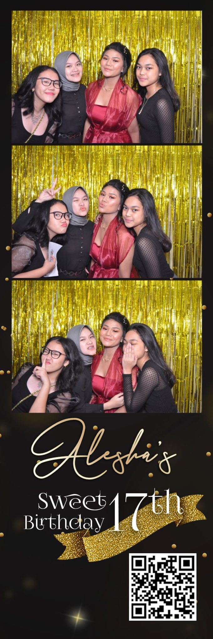 SRIPE PHOTOBOOTH by Picto Booth - 010