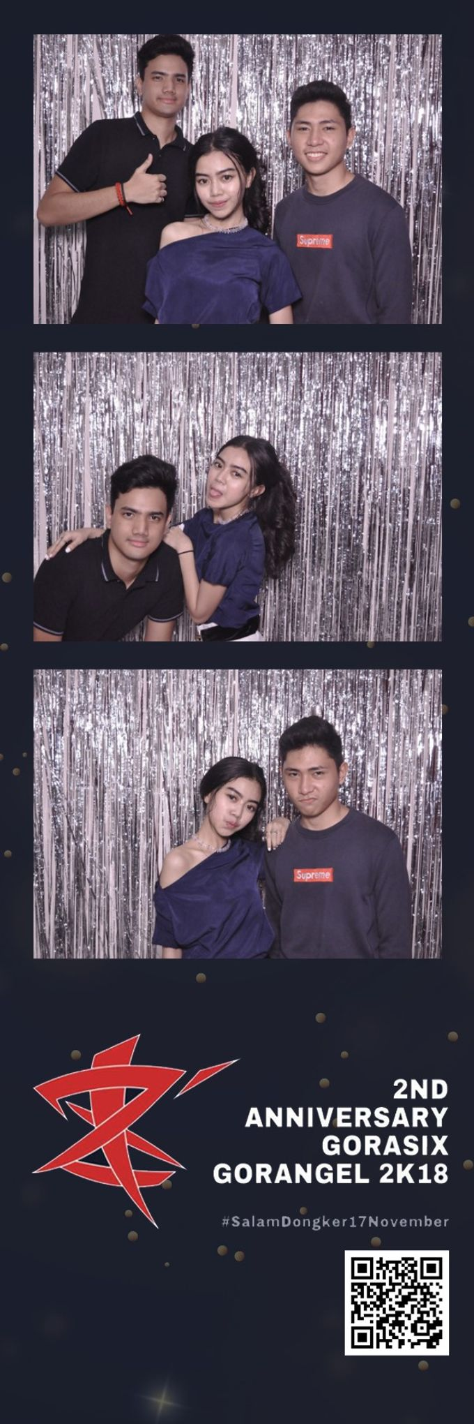 SRIPE PHOTOBOOTH by Picto Booth - 002