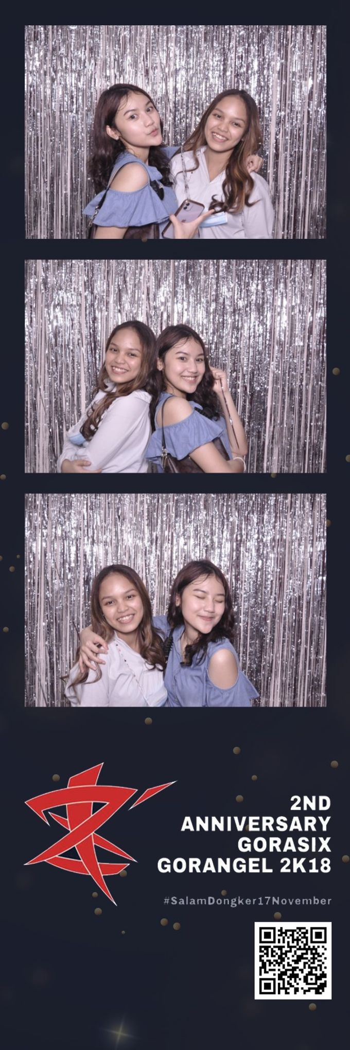 SRIPE PHOTOBOOTH by Picto Booth - 001