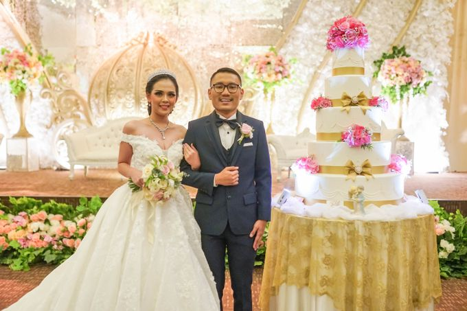 Wedding Of Dika & Sherly by Ohana Enterprise - 029