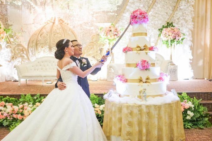 Wedding Of Dika & Sherly by Ohana Enterprise - 030