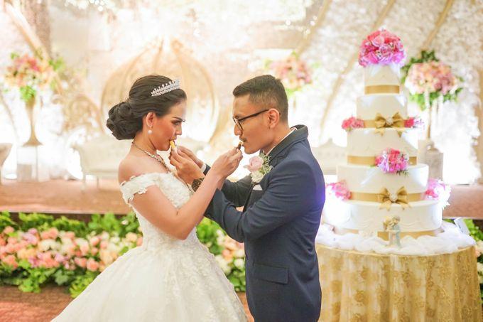 Wedding Of Dika & Sherly by Ohana Enterprise - 031