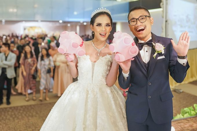 Wedding Of Dika & Sherly by Ohana Enterprise - 033