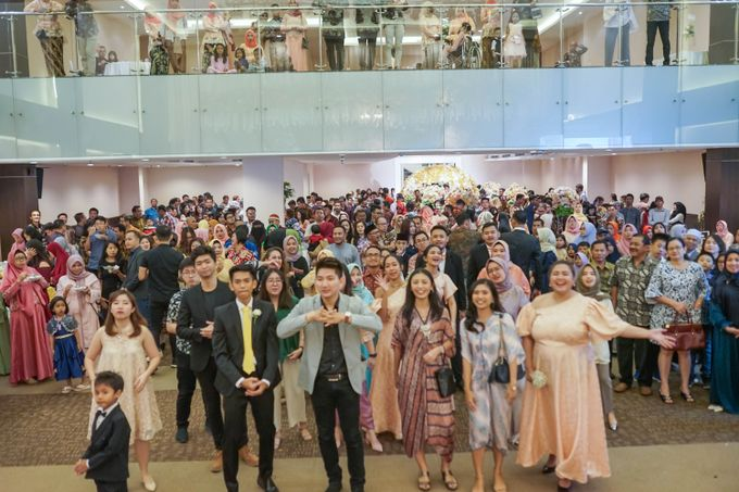 Wedding Of Dika & Sherly by Ohana Enterprise - 034