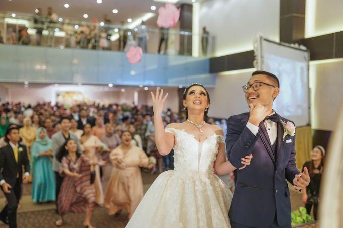Wedding Of Dika & Sherly by Ohana Enterprise - 035