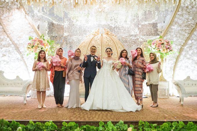 Wedding Of Dika & Sherly by Ohana Enterprise - 036