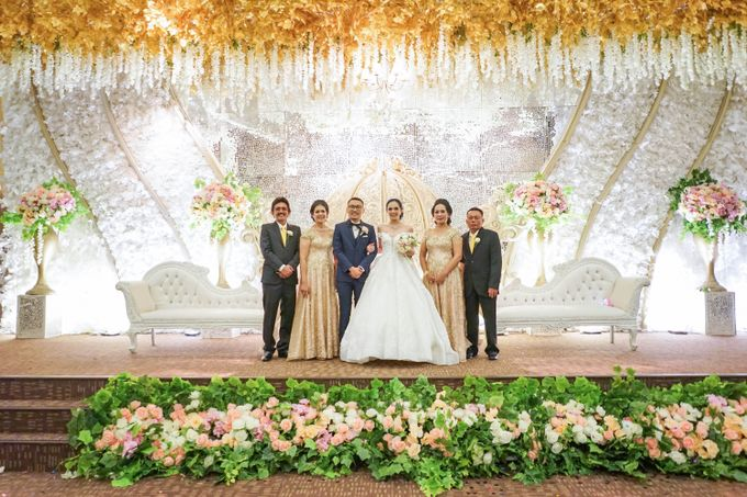 Wedding Of Dika & Sherly by Ohana Enterprise - 039