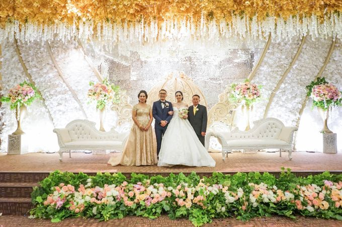 Wedding Of Dika & Sherly by Ohana Enterprise - 040