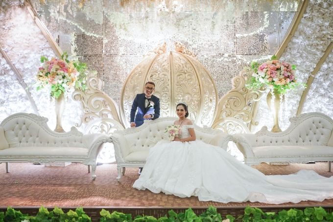 Wedding Of Dika & Sherly by Ohana Enterprise - 042