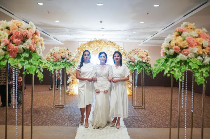 Wedding Of Dika & Sherly by Ohana Enterprise - 012