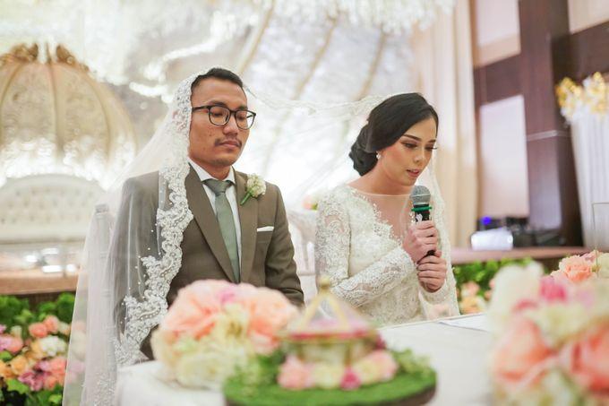 Wedding Of Dika & Sherly by Ohana Enterprise - 013