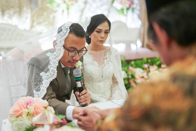 Wedding Of Dika & Sherly by Ohana Enterprise - 014