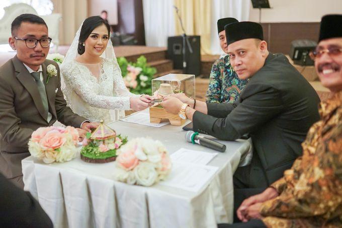 Wedding Of Dika & Sherly by Ohana Enterprise - 015