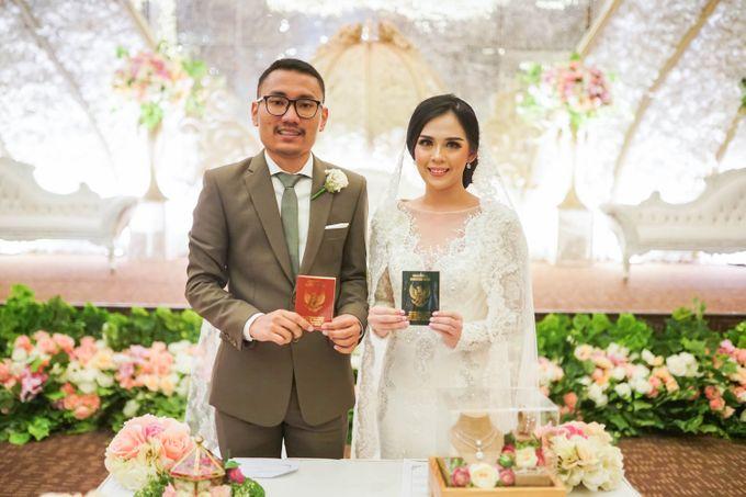 Wedding Of Dika & Sherly by Ohana Enterprise - 016
