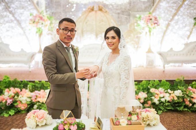 Wedding Of Dika & Sherly by Ohana Enterprise - 019