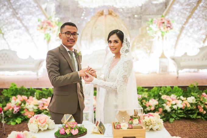 Wedding Of Dika & Sherly by Ohana Enterprise - 020