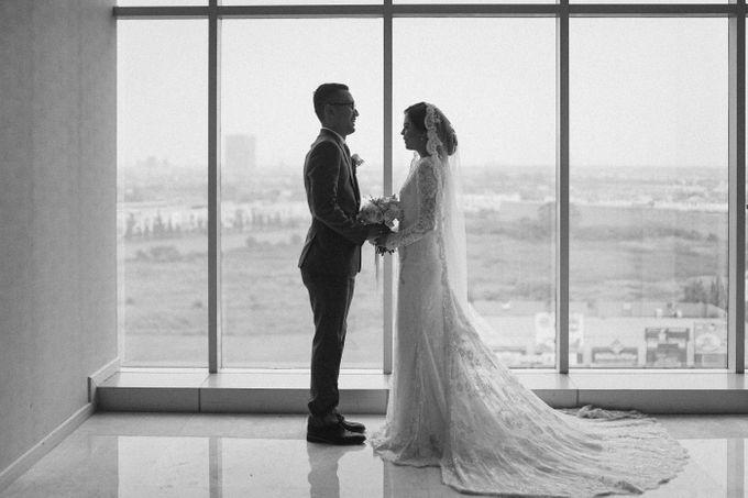 Wedding Of Dika & Sherly by Ohana Enterprise - 028