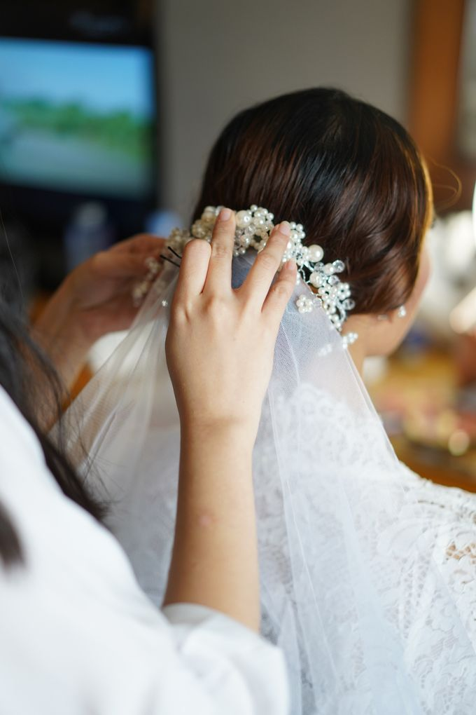 Gaya Pernikahan ala Korea by Manuela Putri Design & Collection - 003