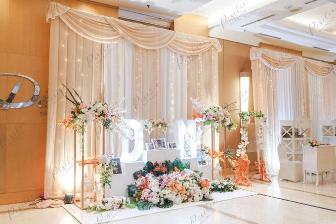 Ciputra Hotel, 8 Sep '19 by Pisilia Wedding Decoration - 010