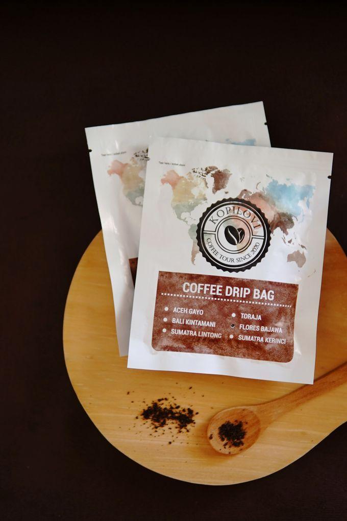 COFFEE DRIP BAG SOUVENIR by Jollene Gifts - 001