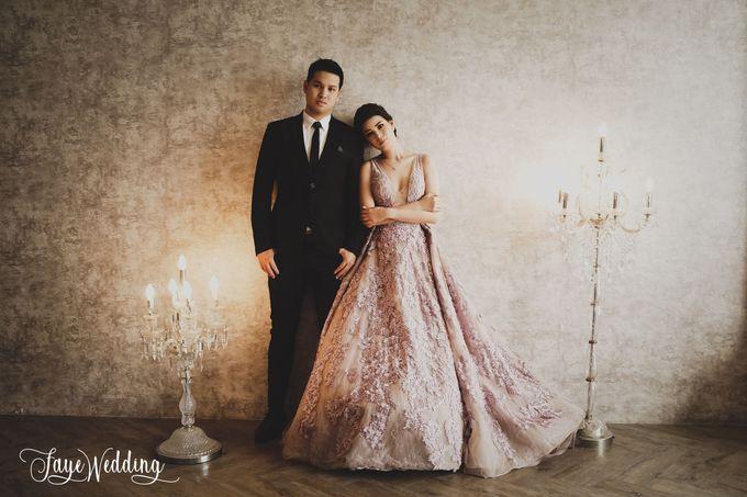 Harris & Patricia by Faye Wedding - 001