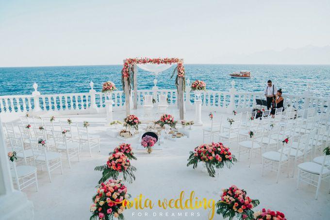 Iranian Wedding At Arma Restaurant by Anta Organization Wedding & Event Planner - 002