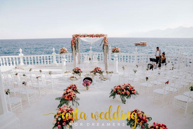 Iranian Wedding At Arma Restaurant by Anta Organization Wedding & Event Planner - 001