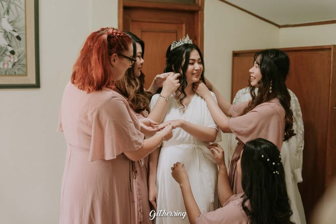 Mely & Hamzah Wedding by Get Her Ring - 002