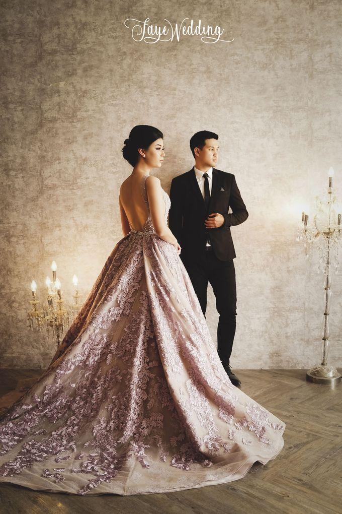 Harris & Patricia by Faye Wedding - 002