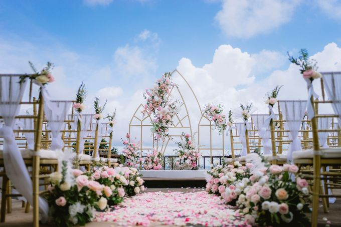 Intimate Wedding of Ethan & Lucy by Bali Wedding Atelier - 002