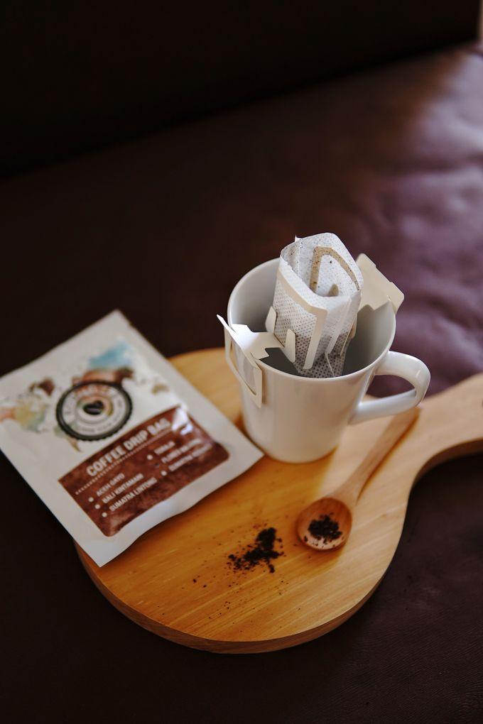 COFFEE DRIP BAG SOUVENIR by Jollene Gifts - 002